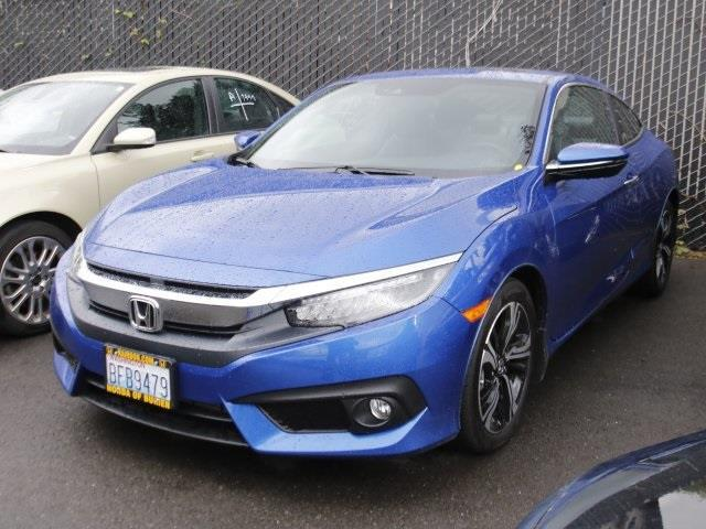 2017 Honda Civic Touring Touring 2dr Coupe