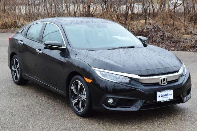2017 Honda Civic Touring Touring 4dr Sedan