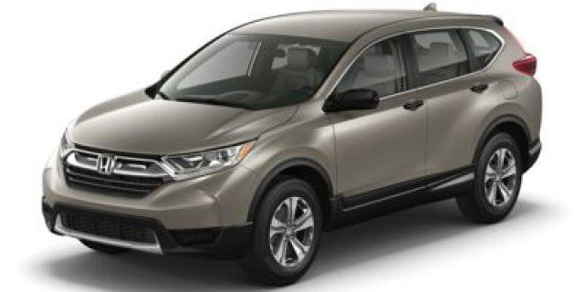 2017 Honda CR-V LX AWD LX 4dr SUV