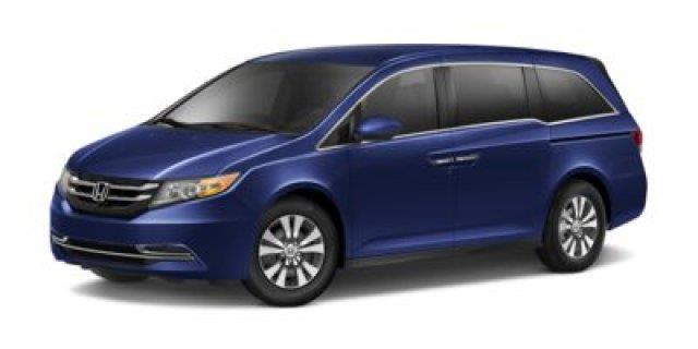 2017 Honda Odyssey EX EX 4dr Mini-Van