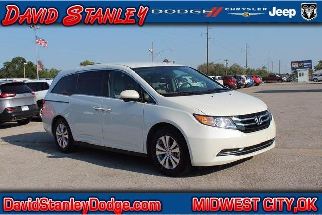 2017 honda odyssey se se 4dr mini van for sale in oklahoma city oklahoma classified. Black Bedroom Furniture Sets. Home Design Ideas