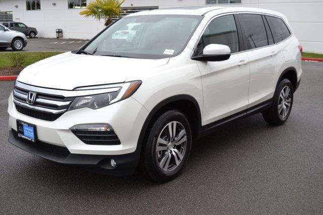 2017 honda pilot ex l w navi awd ex l 4dr suv w navi for sale in marysville washington. Black Bedroom Furniture Sets. Home Design Ideas