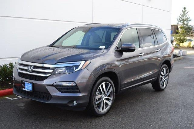 2017 honda pilot touring awd touring 4dr suv for sale in for Honda large suv