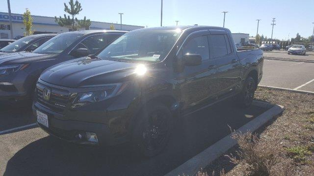2017 Honda Ridgeline Black Edition AWD Black Edition