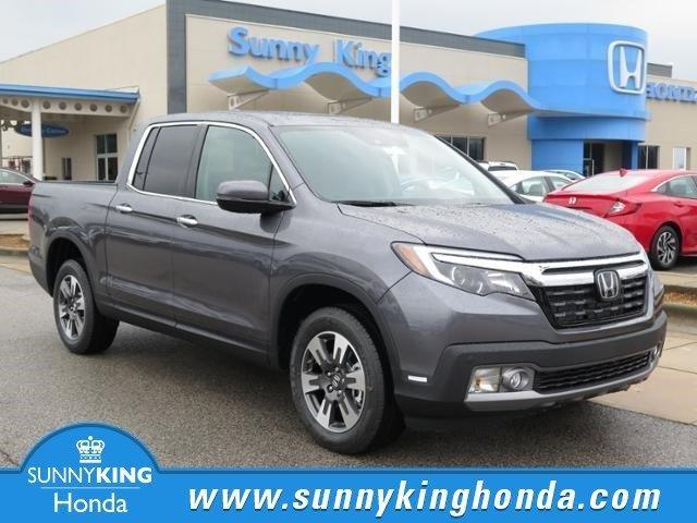 2017 Honda Ridgeline RTL-E AWD RTL-E 4dr Crew Cab 5.3 ft. SB for Sale ...