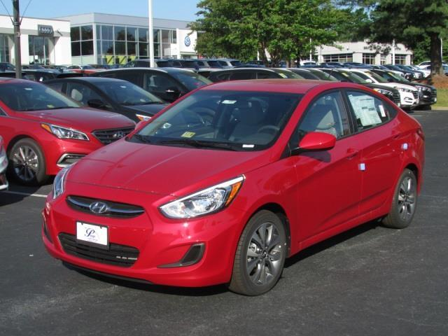 2017 hyundai accent se se 4dr sedan 6a for sale in richmond virginia classified. Black Bedroom Furniture Sets. Home Design Ideas