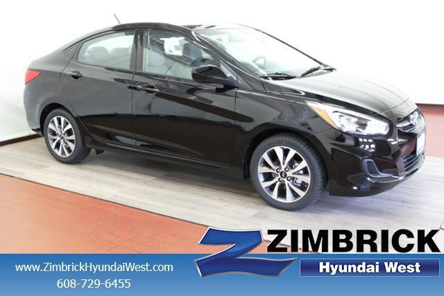 2017 Hyundai Accent SE SE 4dr Sedan 6M