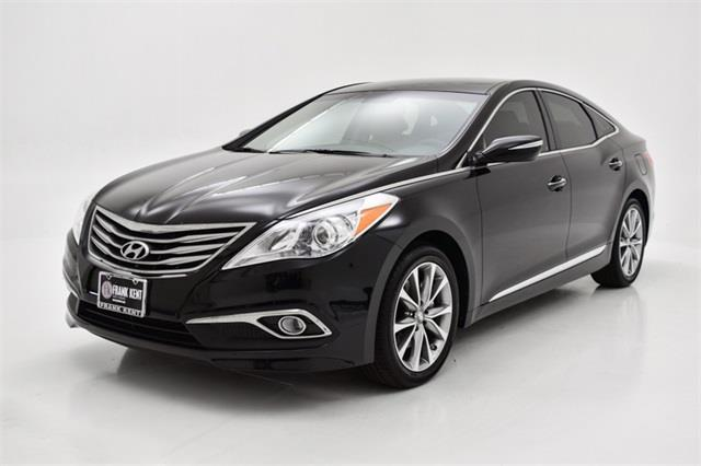 2017 Hyundai Azera Base 4dr Sedan