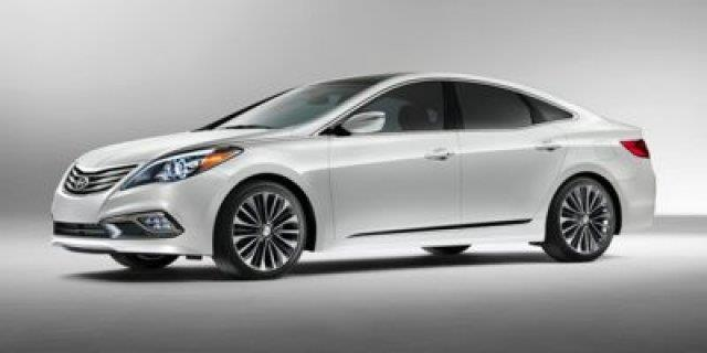 2017 Hyundai Azera Limited Limited 4dr Sedan