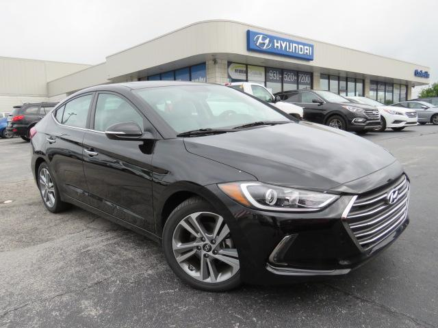 2017 hyundai elantra limited limited 4dr sedan for sale in algood tennessee classified. Black Bedroom Furniture Sets. Home Design Ideas