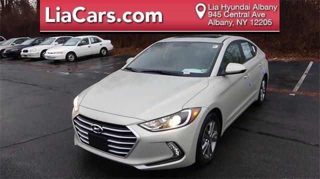 2017 Hyundai Elantra Limited Limited 4dr Sedan (midyear