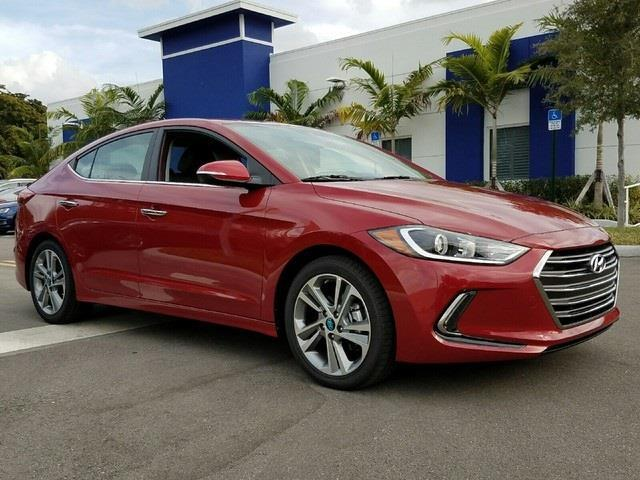 2017 hyundai elantra limited limited 4dr sedan midyear release for sale in hialeah florida. Black Bedroom Furniture Sets. Home Design Ideas