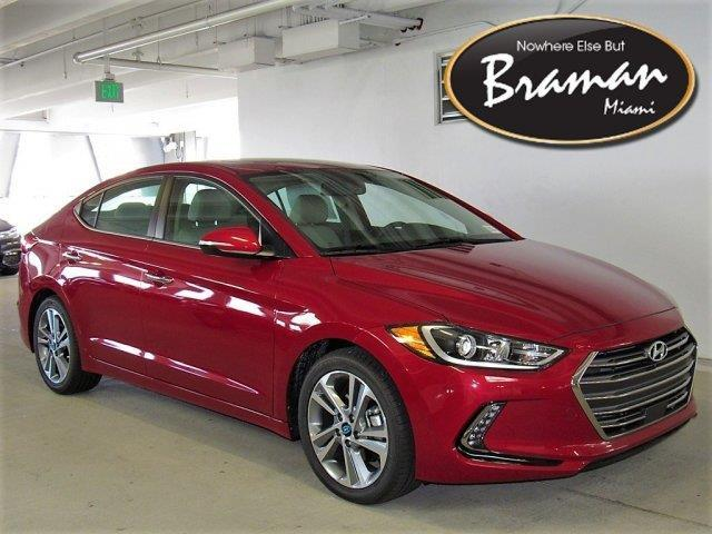 2017 hyundai elantra limited limited 4dr sedan midyear. Black Bedroom Furniture Sets. Home Design Ideas