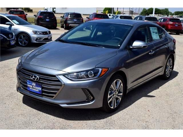 2017 hyundai elantra limited limited 4dr sedan midyear release for sale in lubbock texas. Black Bedroom Furniture Sets. Home Design Ideas