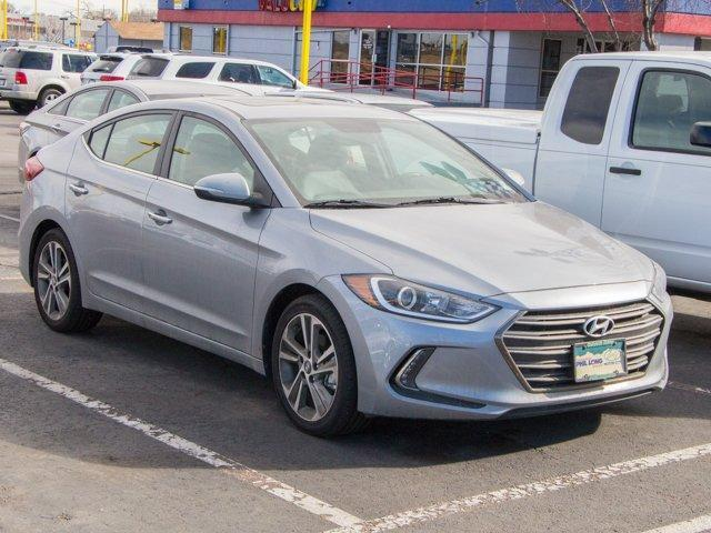 2017 Hyundai Elantra Limited Limited 4dr Sedan (US)