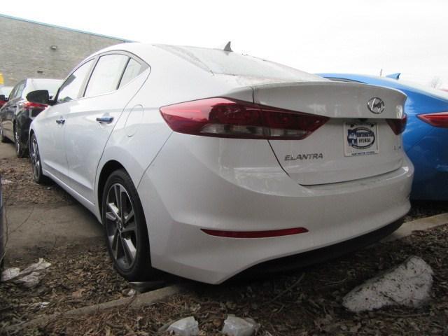 2017 Hyundai Elantra Limited Limited 4dr Sedan (US)