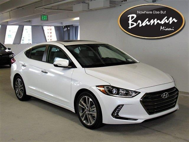 2017 hyundai elantra limited limited 4dr sedan us midyear. Black Bedroom Furniture Sets. Home Design Ideas