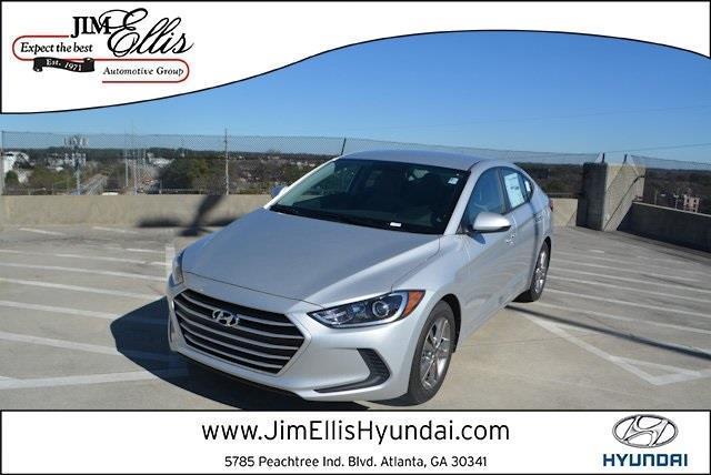 2017 Hyundai Elantra Limited Limited 4dr Sedan (US