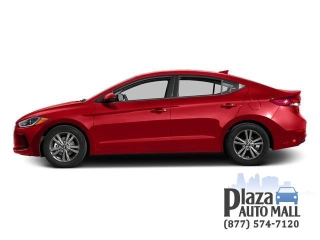 2017 Hyundai Elantra Limited Limited 4dr Sedan (US