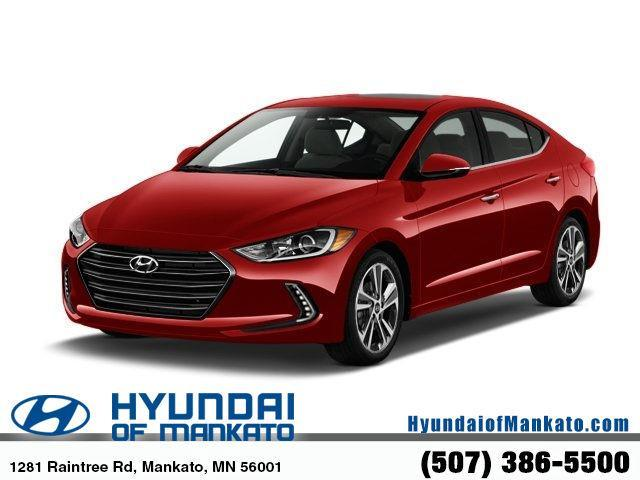 2017 hyundai elantra limited limited 4dr sedan us midyear release for sale in mankato. Black Bedroom Furniture Sets. Home Design Ideas