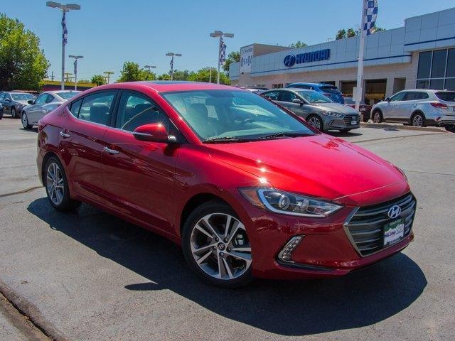2017 hyundai elantra limited limited 4dr sedan us midyear release for sale in colorado springs. Black Bedroom Furniture Sets. Home Design Ideas