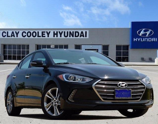 2017 hyundai elantra limited limited 4dr sedan us midyear release for sale in rockwall texas. Black Bedroom Furniture Sets. Home Design Ideas