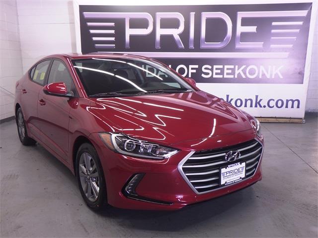 2017 Hyundai Elantra SE SE 4dr Sedan 6A