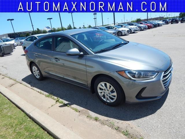 2017 hyundai elantra se se 4dr sedan 6a for sale in norman oklahoma classified. Black Bedroom Furniture Sets. Home Design Ideas