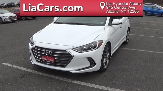 2017 Hyundai Elantra SE SE 4dr Sedan 6A (US)