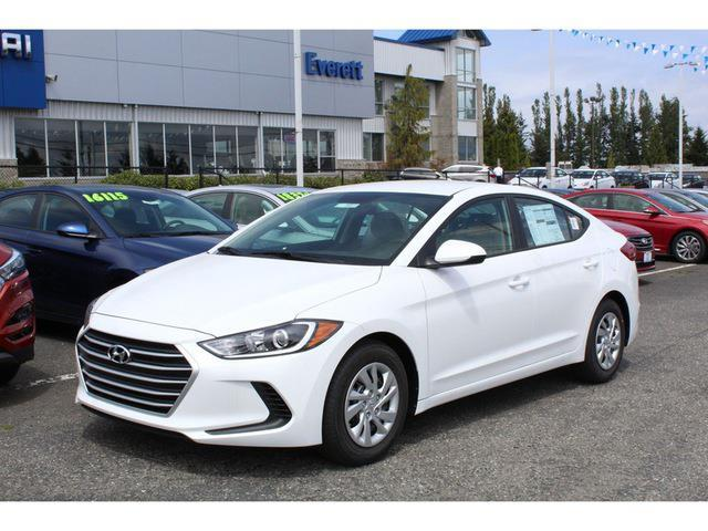 2017 hyundai elantra se se 4dr sedan 6a us for sale in everett washington classified. Black Bedroom Furniture Sets. Home Design Ideas