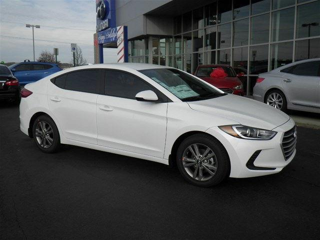 2017 hyundai elantra se se 4dr sedan 6m us for sale in fort smith arkansas classified. Black Bedroom Furniture Sets. Home Design Ideas
