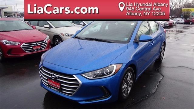 2017 Hyundai Elantra SE SE 4dr Sedan 6M (US)