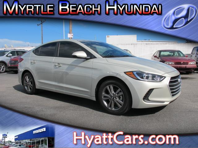 2017 hyundai elantra se se 4dr sedan 6m us for sale in myrtle beach south carolina classified. Black Bedroom Furniture Sets. Home Design Ideas