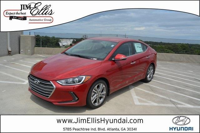 2017 hyundai elantra se se 4dr sedan midyear release for. Black Bedroom Furniture Sets. Home Design Ideas