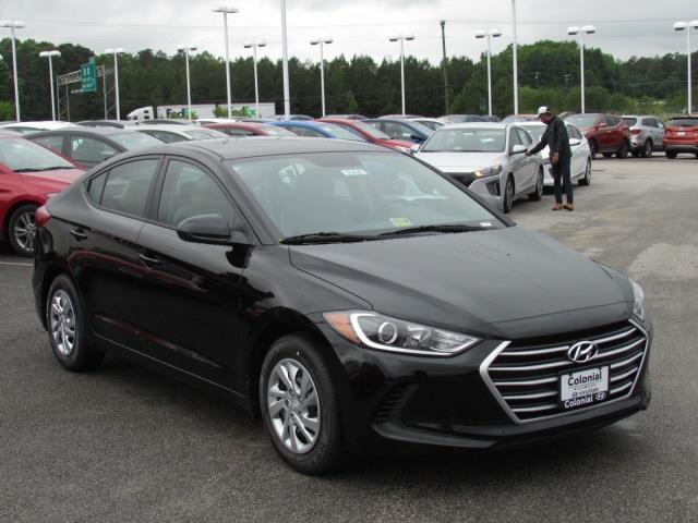 2017 hyundai elantra se se 4dr sedan midyear release for sale in chester virginia classified. Black Bedroom Furniture Sets. Home Design Ideas