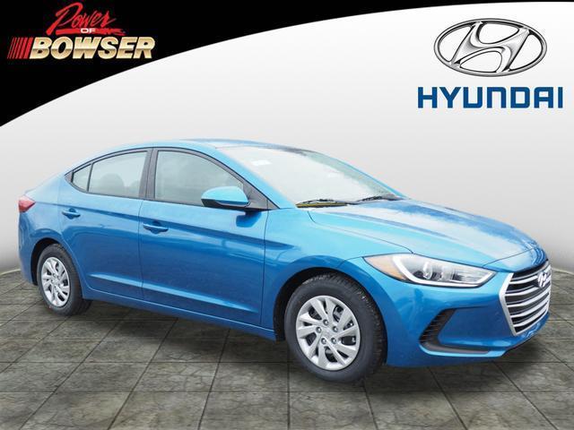 2017 Hyundai Elantra SE SE 4dr Sedan PZEV
