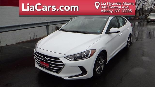 2017 Hyundai Elantra SE SE 4dr Sedan PZEV (US)