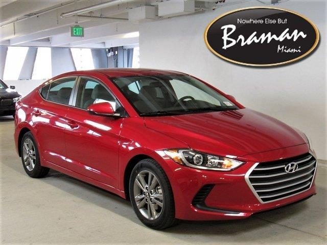 2017 hyundai elantra se se 4dr sedan us midyear release for sale in miami florida classified. Black Bedroom Furniture Sets. Home Design Ideas