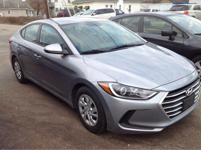 2017 hyundai elantra se se 4dr sedan us midyear release for sale in charleston west virginia. Black Bedroom Furniture Sets. Home Design Ideas