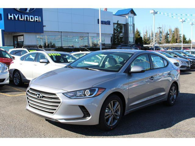 2017 hyundai elantra se se 4dr sedan us midyear release for sale in everett washington. Black Bedroom Furniture Sets. Home Design Ideas