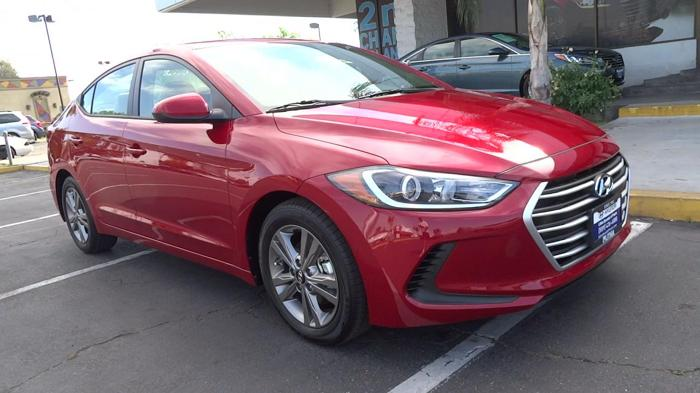 2017 hyundai elantra se se 4dr sedan us midyear release for sale in fresno california. Black Bedroom Furniture Sets. Home Design Ideas