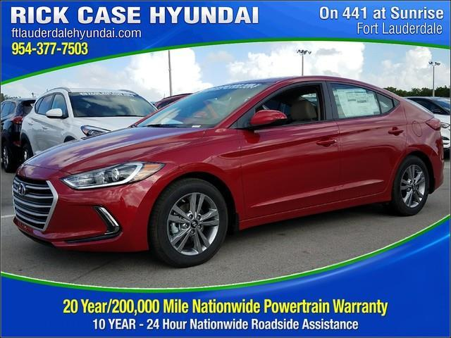 2017 Hyundai Elantra Value Edition Value Edition 4dr Sedan