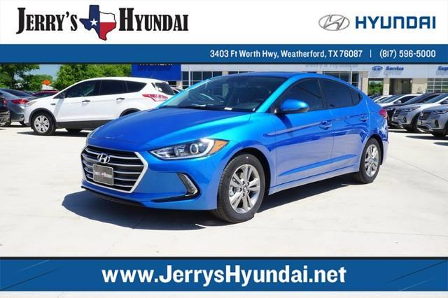 2017 hyundai elantra value edition value edition 4dr sedan for sale in weatherford texas. Black Bedroom Furniture Sets. Home Design Ideas
