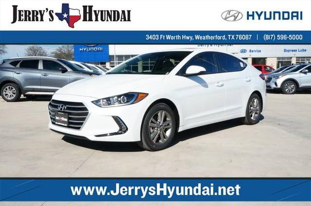 2017 hyundai elantra value edition value edition 4dr sedan us for sale in weatherford texas. Black Bedroom Furniture Sets. Home Design Ideas