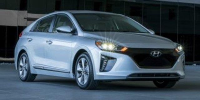 2017 Hyundai Ioniq Electric Base 4dr Hatchback