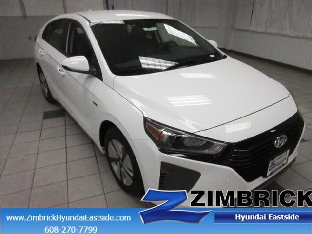 2017 hyundai ioniq hybrid blue blue 4dr hatchback for sale in madison wisconsin classified. Black Bedroom Furniture Sets. Home Design Ideas