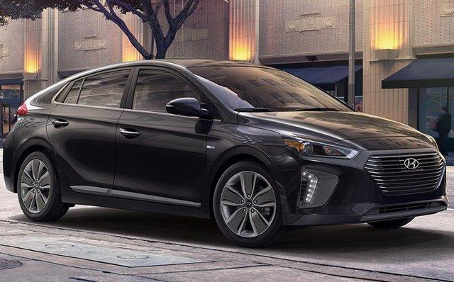 2017 hyundai ioniq hybrid blue blue 4dr hatchback for sale in humble texas classified. Black Bedroom Furniture Sets. Home Design Ideas
