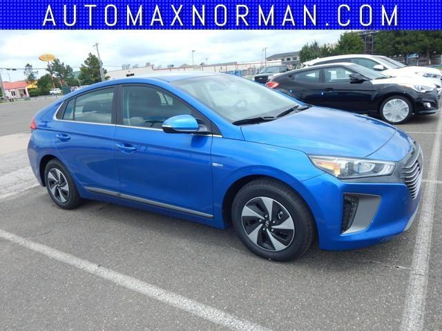 2017 hyundai ioniq hybrid blue blue 4dr hatchback for sale in norman oklahoma classified. Black Bedroom Furniture Sets. Home Design Ideas