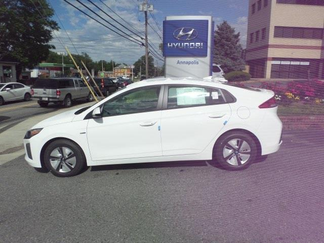 2017 hyundai ioniq hybrid blue blue 4dr hatchback for sale in annapolis maryland classified. Black Bedroom Furniture Sets. Home Design Ideas