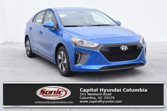 2017 hyundai ioniq hybrid blue blue 4dr hatchback for sale in columbia south carolina. Black Bedroom Furniture Sets. Home Design Ideas